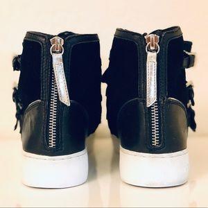 Michael Kors Shoes - Michael Kors Kimberly High Tops Size 6